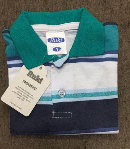 Camisas Polo 1-3 - Foto 4