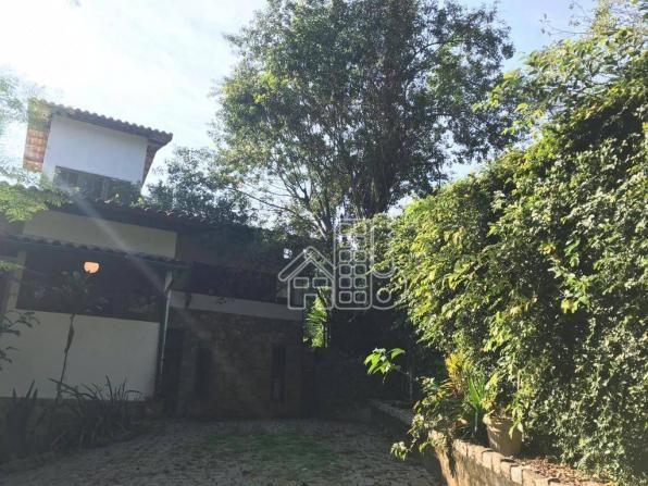 Casa com 3 dormitórios à venda, 500 m² por R$ 1.200.000,00 - Mata Paca - Niterói/RJ - Foto 3