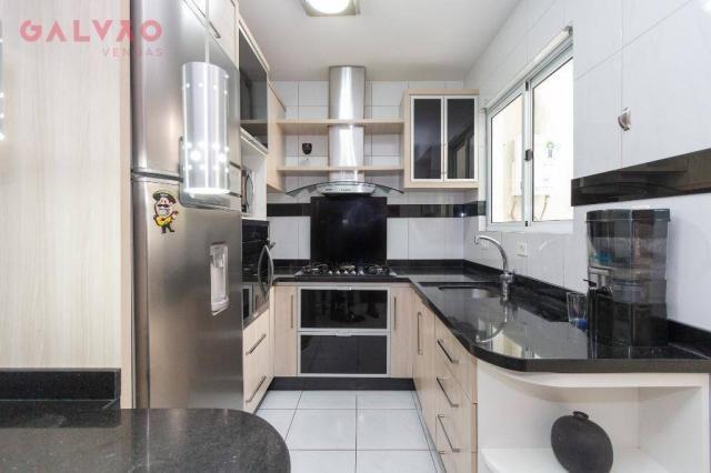 Sobrado com 3 dormitórios à venda, 104 m² por R$ 398.500,00 - Hauer - Curitiba/PR - Foto 8