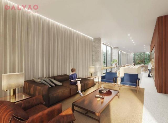 Apartamento com 2 dormitórios à venda, 85 m² por R$ 834.000,00 - Bigorrilho - Curitiba/PR - Foto 5