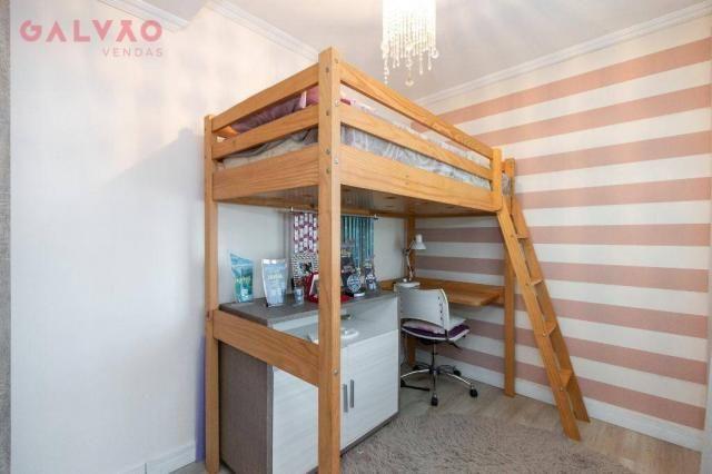 Sobrado com 3 dormitórios à venda, 104 m² por R$ 398.500,00 - Hauer - Curitiba/PR - Foto 19