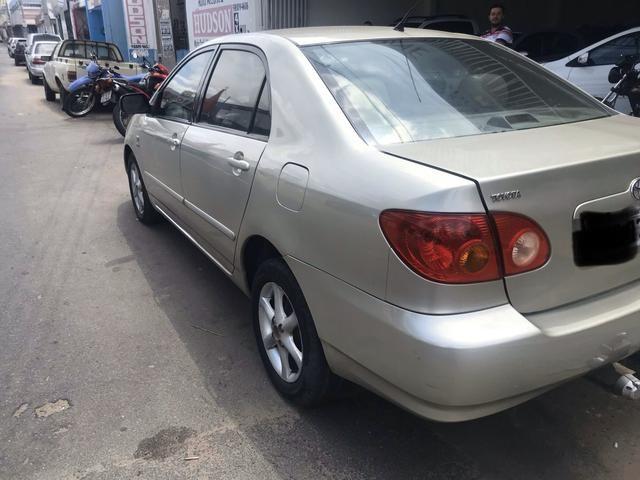 Corolla 04 xei 1.8 automático - Foto 3