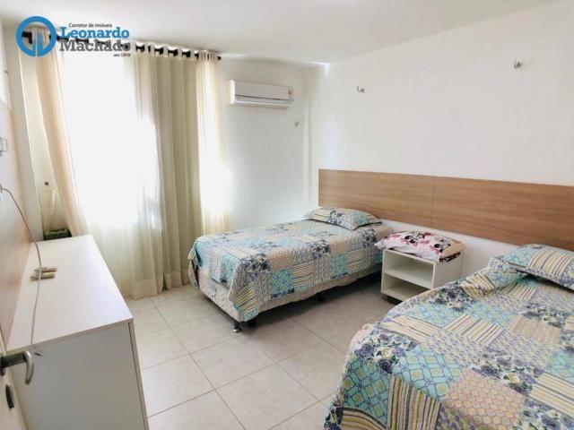 Apartamento à venda, 125 m² por R$ 680.000,00 - Porto das Dunas - Fortaleza/CE - Foto 10