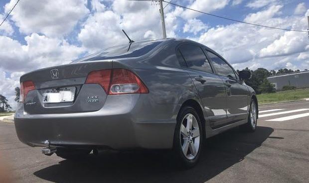 Honda civic 1.8 flex 2009/09