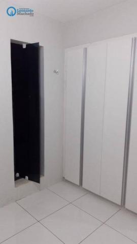 Apartamento com 2 dormitórios à venda, 62 m² por R$ 230.000 - Centro - Fortaleza/CE - Foto 13