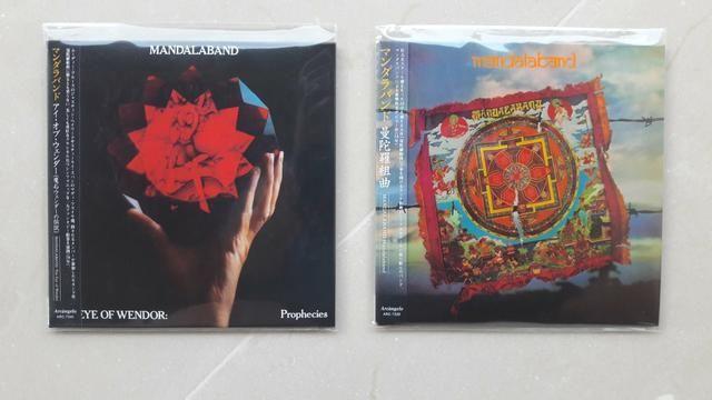 Mandalaband - CD, Album, Reissue, Remastered
