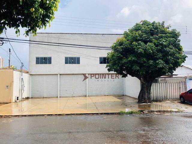 Galpão à venda, 397 m² por R$ 750.000 - Parque Amazônia