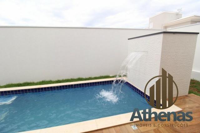 Condomínio Belvedere casa térrea com 3 suítes e 197 m² imóvel novo - Foto 20