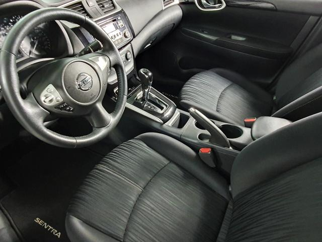 Nissan Sentra S 2.0 FlexStart 16V Aut. - Cinza - 2017 - Foto 13