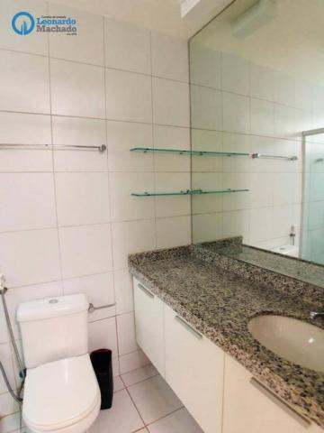 Apartamento à venda, 125 m² por R$ 680.000,00 - Porto das Dunas - Fortaleza/CE - Foto 12