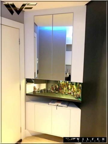 Loft à venda com 1 dormitórios em Batel, Curitiba cod:w.a2790 - Foto 2