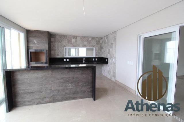 Condomínio Belvedere casa térrea com 3 suítes e 197 m² imóvel novo - Foto 18