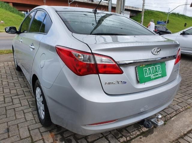 Hyundai HB20S COMFORT PLUS 1.6 4P - Foto 4