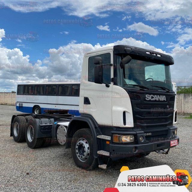 Scania G 440 A 6X4 - Foto 3