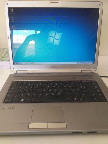 Notebook Usado VAIO Sony