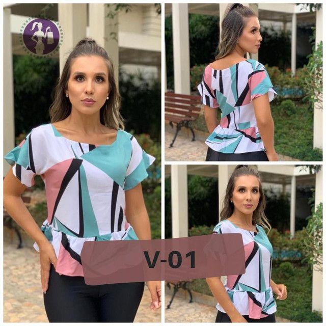 Blusas Elegance - Foto 3