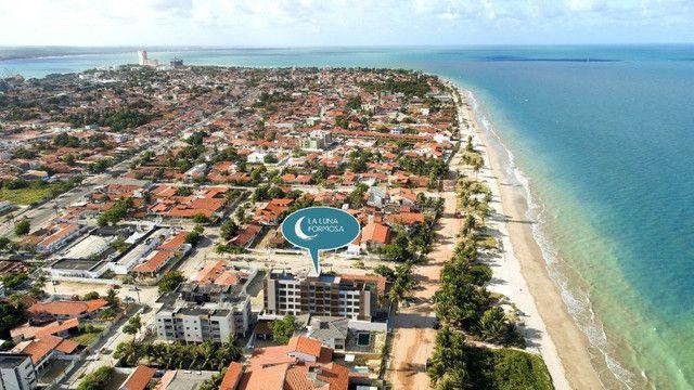 Venha morar na beira mar de praia formosa - 2 e 3 quartos, elevador e lazer na cobertura - Foto 7