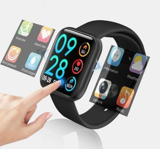 Relógio Smartwatch P80 - Foto 4