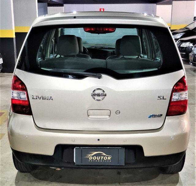 Nissan Livina SL 2010 * Muito Nova* Com Kit Gás - Foto 6