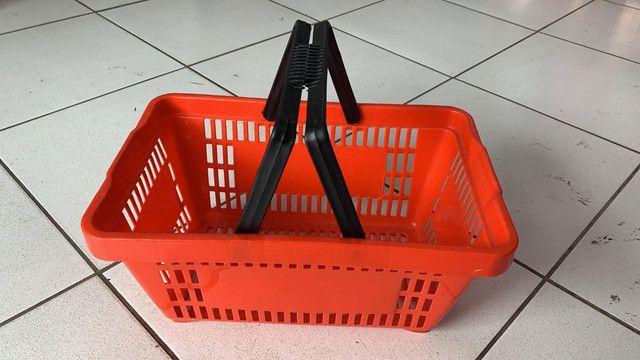 Cesto de compras  - Foto 2
