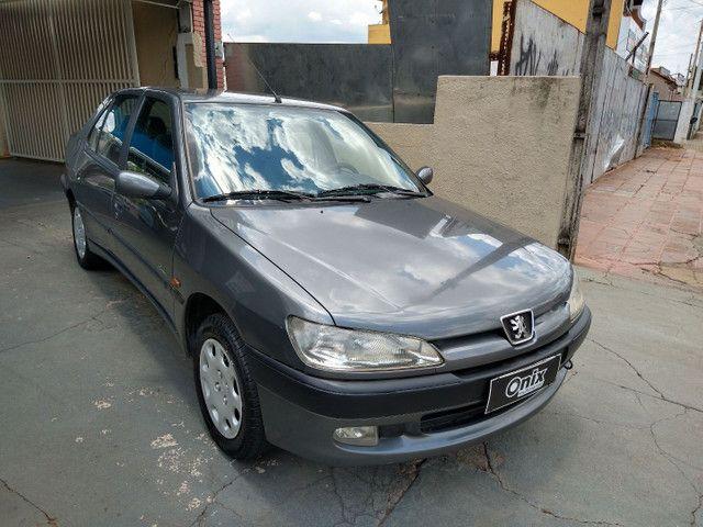 306 Passion Sedan 1.8 Completo - Foto 3