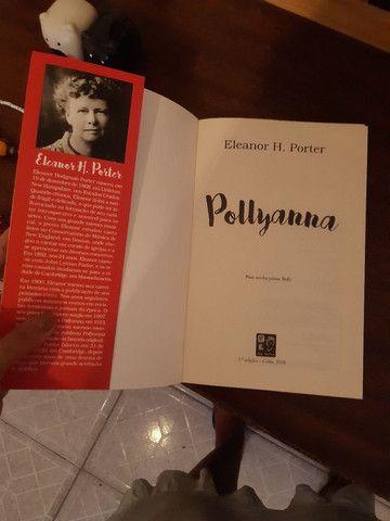 Livro Pollyana edição nova - Foto 2