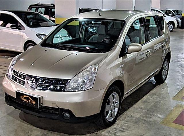 Nissan Livina SL 2010 * Muito Nova* Com Kit Gás - Foto 3