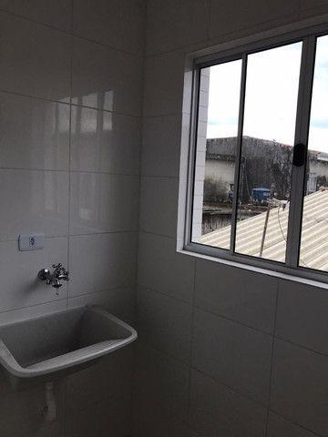 Casa Alta Nova 02 dormitórios Jd Rio Branco espaçosa, Minha C. Minha vida Entrada Fácil - Foto 8