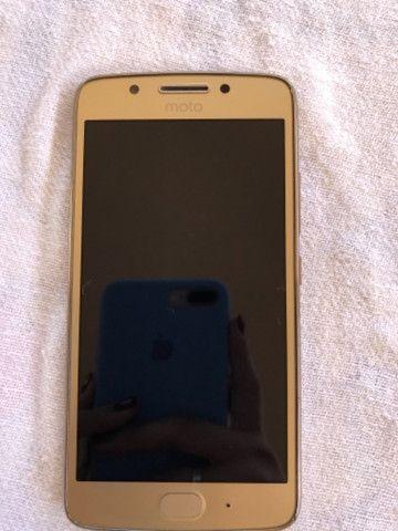 Moto G5 dourado - Foto 3