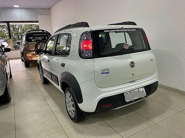 Fiat Uno Way 1.0 2018 - Foto 4