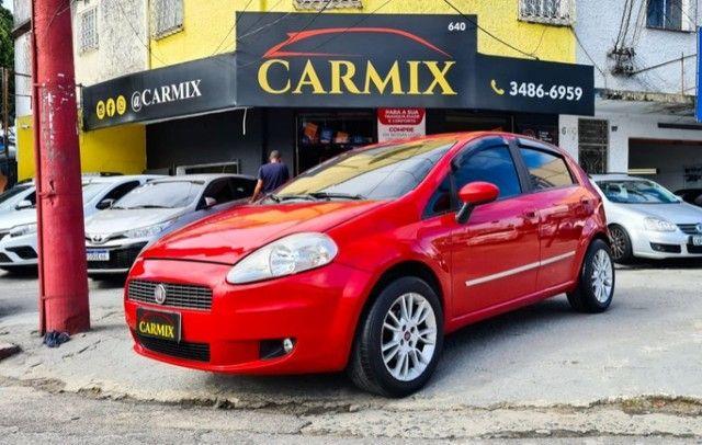 Fiat Punto 1.4 Attractive 2011 + GNV!!! - Foto 5