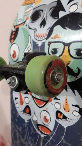 Dois Skates usados mas muito bons ( Valor pelos dois juntos ) - Foto 3