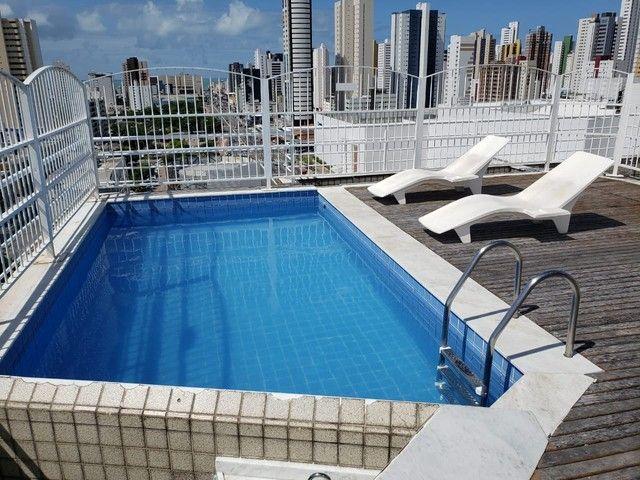 Flat em Manaíra para aluguel contrato anual ou temporada - condições na descrição. - Foto 8