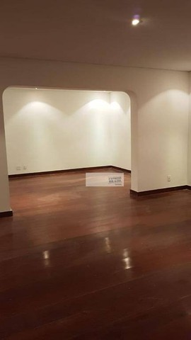 Apartamento com 4 dormitórios para alugar, 335 m² por R$ 14.000,00/mês - Chácara Flora - S - Foto 3