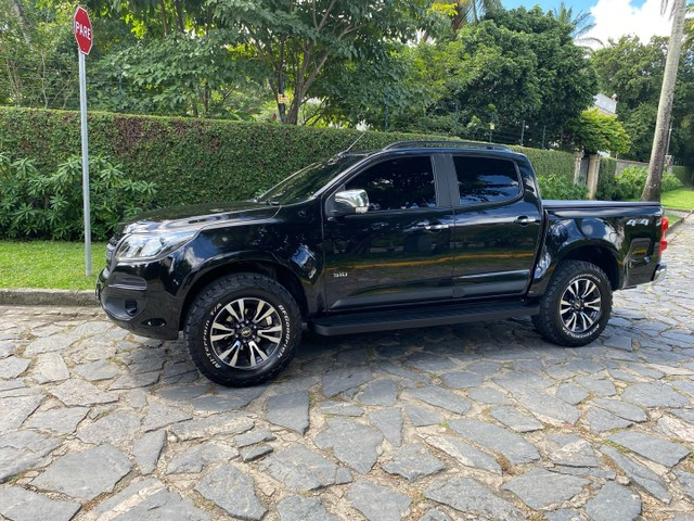 S10 LTZ turbo diesel 2019 único dono  - Foto 2