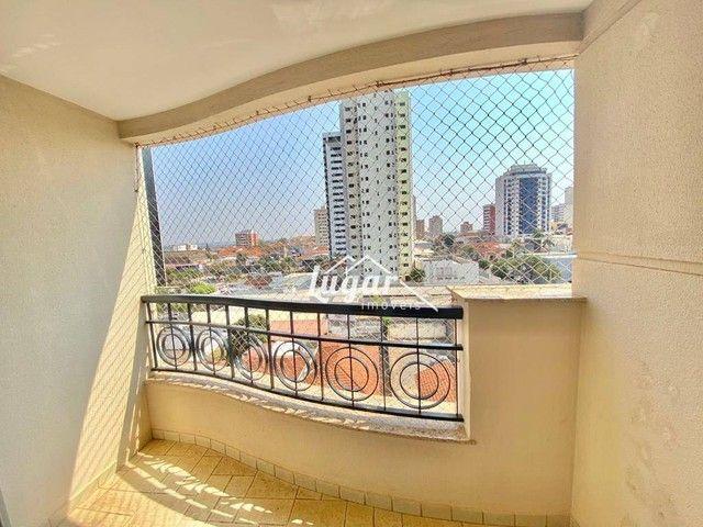 Apartamento com 3 dormitórios para alugar, 90 m² por R$ 1.800,00/mês - Boa Vista - Marília - Foto 7