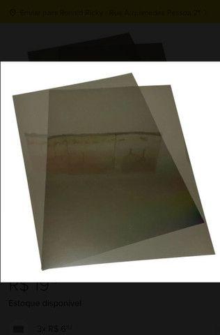 Pelicula polarizada 10x10   1 e =30  2 e =50