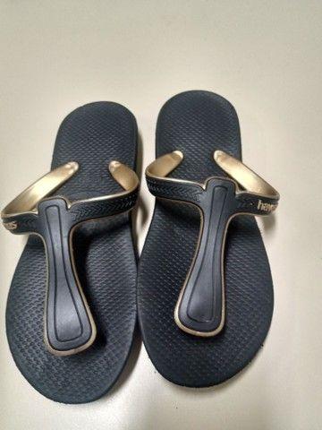 Estou vendendo esses sapatos numeração 33/34 e 34/35 - Foto 6