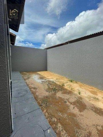 Casa com 2 dormitórios à venda, 80 m² por R$ 175.000,00 - Divineia - Aquiraz/CE - Foto 15