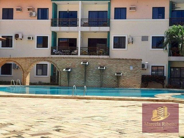 Apartamento à venda, 55 m² por R$ 290.000,00 - Porto das Dunas - Aquiraz/CE - Foto 19