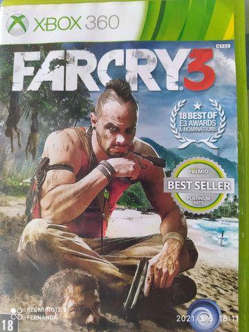 Jogo Xbox 360 FarCry 3