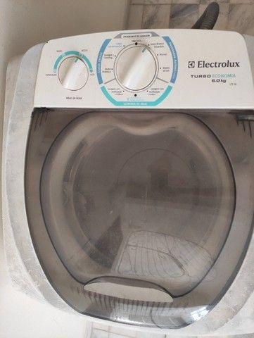 Vendo Máquina de lavar roupa Eletrolux usada