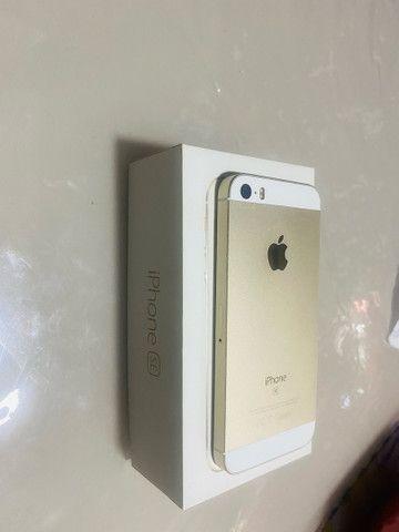 iPhone SE Barato no cartão ou picpay - Foto 4