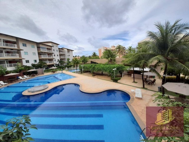 Apartamento à venda, 76 m² por R$ 439.000,00 - Porto das Dunas - Aquiraz/CE - Foto 3