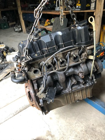 Motor parcial fiesta supercharger 1.0 original  - Foto 3