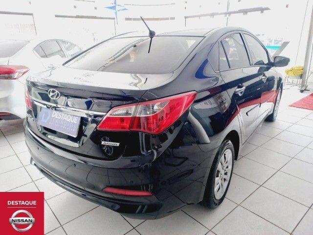 Hyundai HB20S 1.6 Automático 2018 Preto - Foto 8