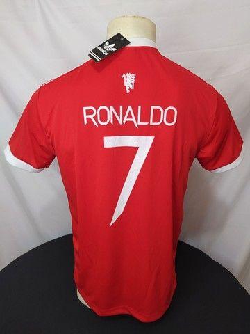 Manchester United jogador CR7 - Foto 3