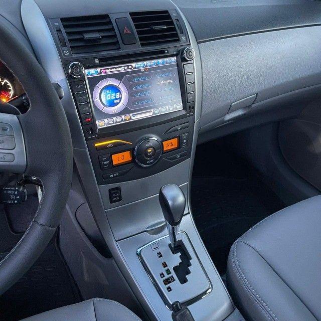 Corolla Xei 2.0 Aut. 2013 Prata Blindado - Foto 8
