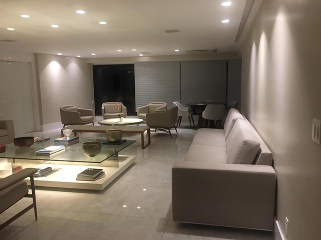 Apartamento p/ venda, 330 m2,  4 suítes no Morro Ipiranga - Salvador - BA