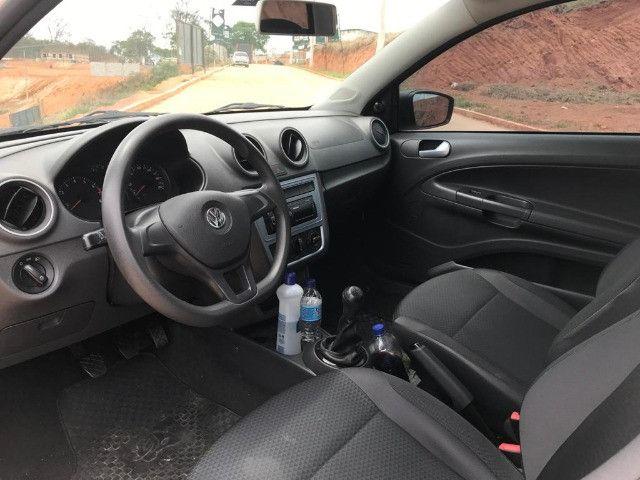 Volkswagen Saveiro Robust CS 2019 - Foto 4